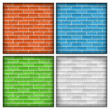 Brick Walls Royalty Free Stock Image