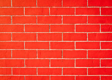 The brick walls red  background Stock Photo