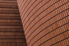 Brick walls in seoul. Brick walls of museum in seoul stock image