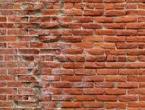 brick wietrzejąca Obrazy Stock