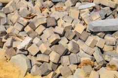 Brickbat Obrazy Stock