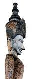 Bricked Будда Стоковые Фото