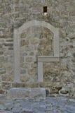 Bricked In Door in Kotor Royalty Free Stock Photo