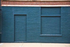 Bricked Up stock images