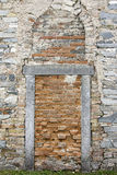 Bricked Up Door Stock Photos