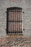 Bricked Up Window Royalty Free Stock Photography