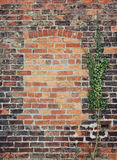 Bricked up Window Stock Images