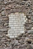 Bricked Royalty Free Stock Photography