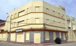 Bricked w górę siedziby Zdjęcia Royalty Free