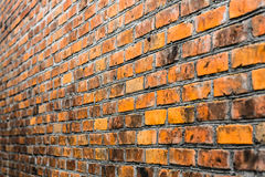 Bricked Wall Background Stock Photos