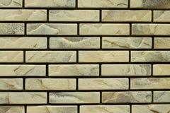 Bricked wall. Royalty Free Stock Image