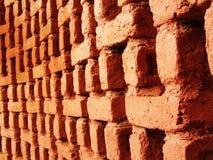 Bricked Wand Stockfoto