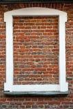 Bricked window Royalty Free Stock Image