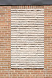 Bricked-in Window Royalty Free Stock Images