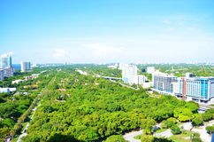 Brickell-Ansicht Stockfotos