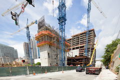 Brickell City Center Stock Image