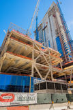 Brickell-Stadtzentrum Lizenzfreie Stockfotografie