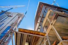 Brickell-Stadtzentrum Stockbild