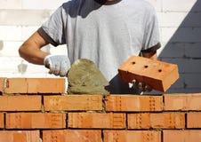 bricklayer стоковые фото