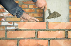 Free Bricklayer Royalty Free Stock Photos - 2294518