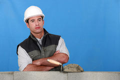 Bricklayer Stock Photos