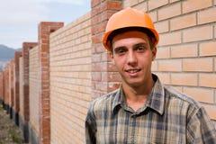 bricklayer Стоковое Изображение RF