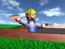 bricklayer бесплатная иллюстрация