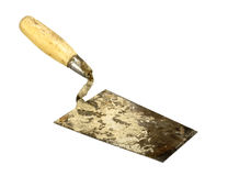 Bricklayer tool Royalty Free Stock Photos