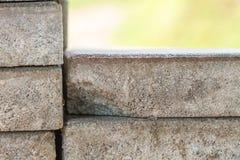 Bricklaying - pile of bricks Royalty Free Stock Image