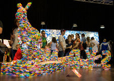 Brickman doświadczenie w Perth Fotografia Royalty Free