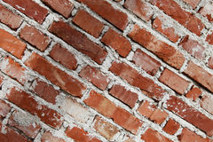 Bricks. A lot of red bricks Royalty Free Stock Images