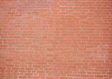 Bricks. The closeup of the red bricks Stock Images