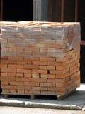 Bricks. Pile of bricks Royalty Free Stock Image