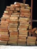 Bricks. Pile of bricks Royalty Free Stock Images