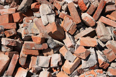 Bricks. Stock Photos