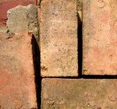 Bricks 2 stock images