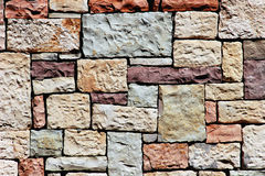 Bricks. Textures royalty free stock photo