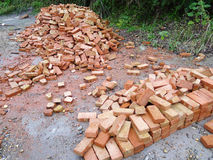Bricks Royalty Free Stock Photography
