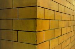Bricks. Detailed look at the building bricks stacked Stock Photos