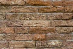 Bricks. Detail shot of a worn set of bricks Stock Photo