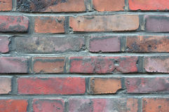 Bricks. Old brick wall stock photos