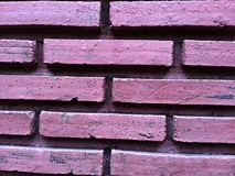 Bricks bock wallpaper Stock Photos