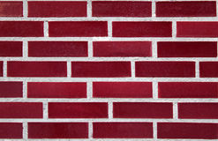 Ceramic brick wall Stock Photos