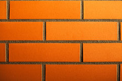 Bricks close up Stock Photos