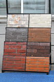 Bricks color Royalty Free Stock Image