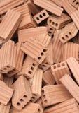 Bricks for construction Stock Photos