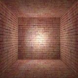 Bricks cube Royalty Free Stock Photography