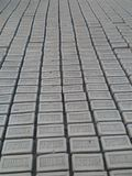 bricks design Stock Image