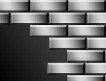 Bricks illustration Royalty Free Stock Photos