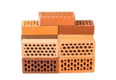 Bricks Isolated Stock Photos